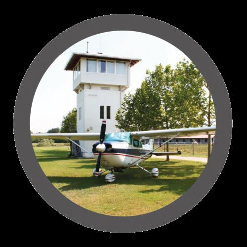 campo volo eroma aereoplani leggeri lago di garda pista aerei